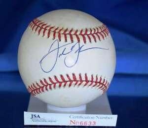 Frank-Thomas-Jsa-Certed-American-League-Autograph-Baseball-Authentic-Signed