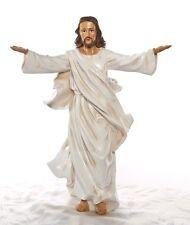 "Jesus-""Christ Our Savior"" Christian Sculpture-Statue-Figurine-Resin"
