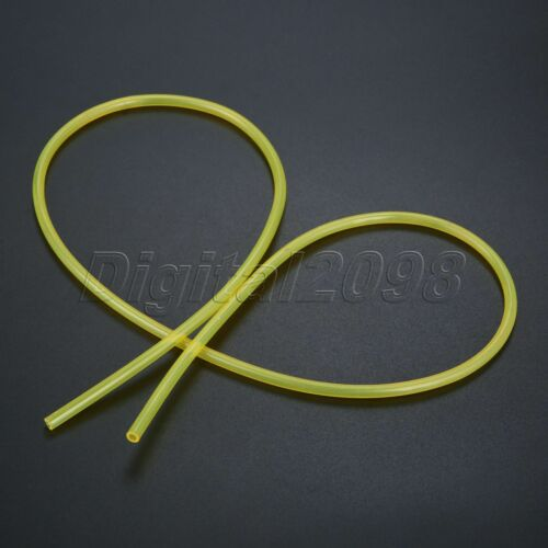 1pc//4pcs Plastic Fuel Gas Line Pipe Hose Tube For Chainsaw Blower String Trimmer