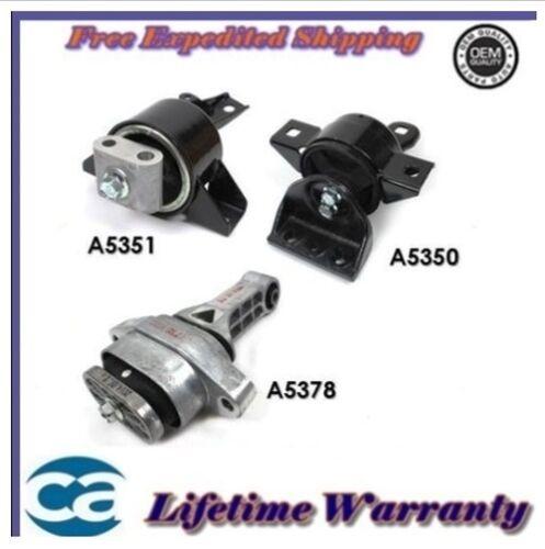 Mount 04-08 Chevy Aveo// Aveo5// Pontiac Wave 1.6L  ** Engine Motor /& Trans