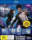 Doctor Who : Series 5 (Blu-ray, 2011, 6-Disc Set)