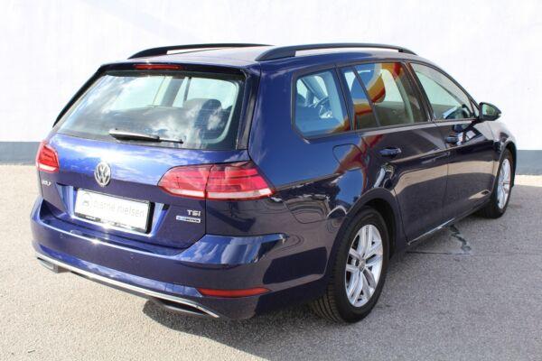 VW Golf VII 1,5 TSi 130 Comfortl. Variant DSG - billede 1