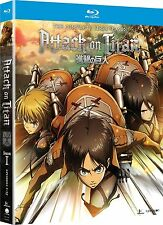 Attack On Titan: Japanese Anime TV Series Complete Season 1 Box / BluRay Set NEW
