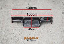UNIVERSAL CARBON FIBER 150cm Top Secret / Shine Style Diffuser / Undertray