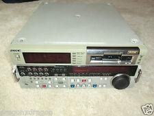 Sony dsr-2000p high-end broadcast DVCAM Recorder (DV/MiniDV), 2j. GARANZIA