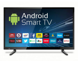 "UNICRON 32"" ANDROID SMART FULL HD LED TV (SAMSUNG PANEL)WITH 6MONTH ONSITE WRNTY"