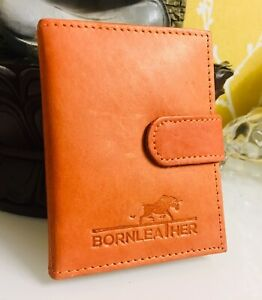 RFID-Protected-Genuine-Leather-Card-Holder-Notes-Oyester-Wallet-Purse-RRP-15