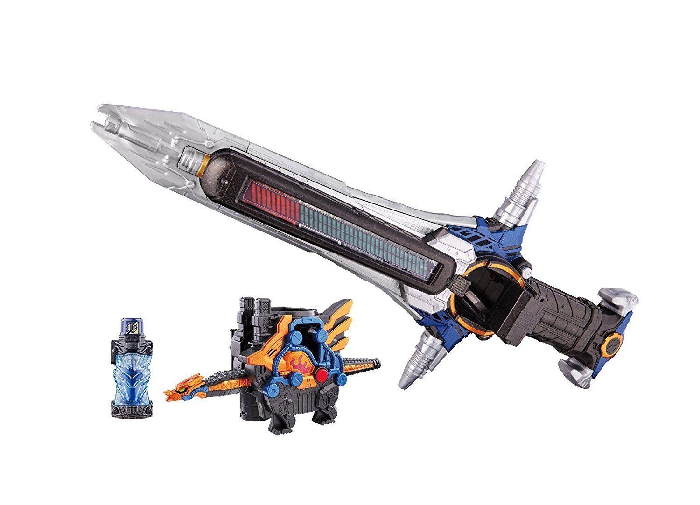 Bandai enmasCocheado Kamen Rider DX garras dragón & construir conjunto Beat clawser