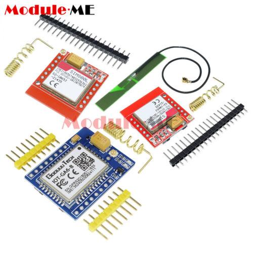 SIM800L Mini A6 GPRS V2.0 5V Wireless GSM GPRS Module Quad-Band+Antenna TTL