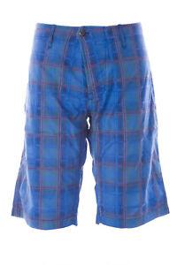 Kleidung & Accessoires Blau Blood Herren Journey Französisch Marineblau Madras Karierte Shorts Mbls0762 Ein Unverzichtbares SouveräNes Heilmittel FüR Zuhause