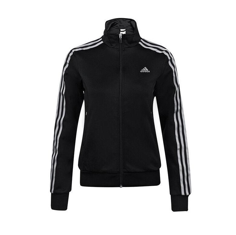 Adidas Damen EN BR K Track Top (AJ1464) Laufende Trainingsjacke mit Reißverschluss