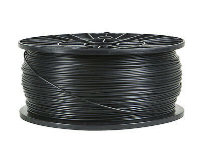 Monoprice 10545 Premium 3D Printer Filament ABS 1.75MM 1kg/spool, Black