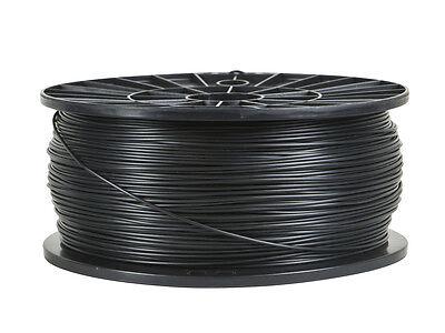 Monoprice 10545 Premium 3D Printer Filament ABS 1.75MM 1kg/spool, Black