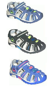 Acheter Pas Cher Chaussures Enfants Garçons Filles Sandale Trekking Sandale Neuf-afficher Le Titre D'origine