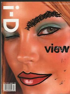 i-D Pop Culture Magazine May 2000 May Anderson Richard Burbridge 020421ame