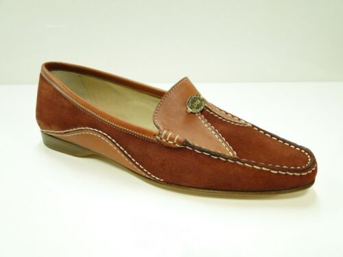 Gardenia Loafers Suede Paprika' 5e1077 Leather 'velor Ladies YWrYZqCw