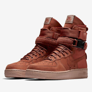 huge selection of 36799 39617 Image is loading 2018-Nike-Air-Force-1-WMNS-SF-AF1-