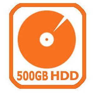 500GB HDD (Hard Disk Drive) for CD/DVD Duplicators