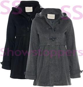 LAINE-TYPE-NEUF-age-7-8-9-10-11-12-13-veste-fille-manteau-capuche-double-fille