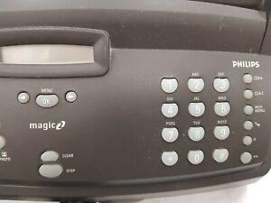 Telefono Fax Philips Magic 2