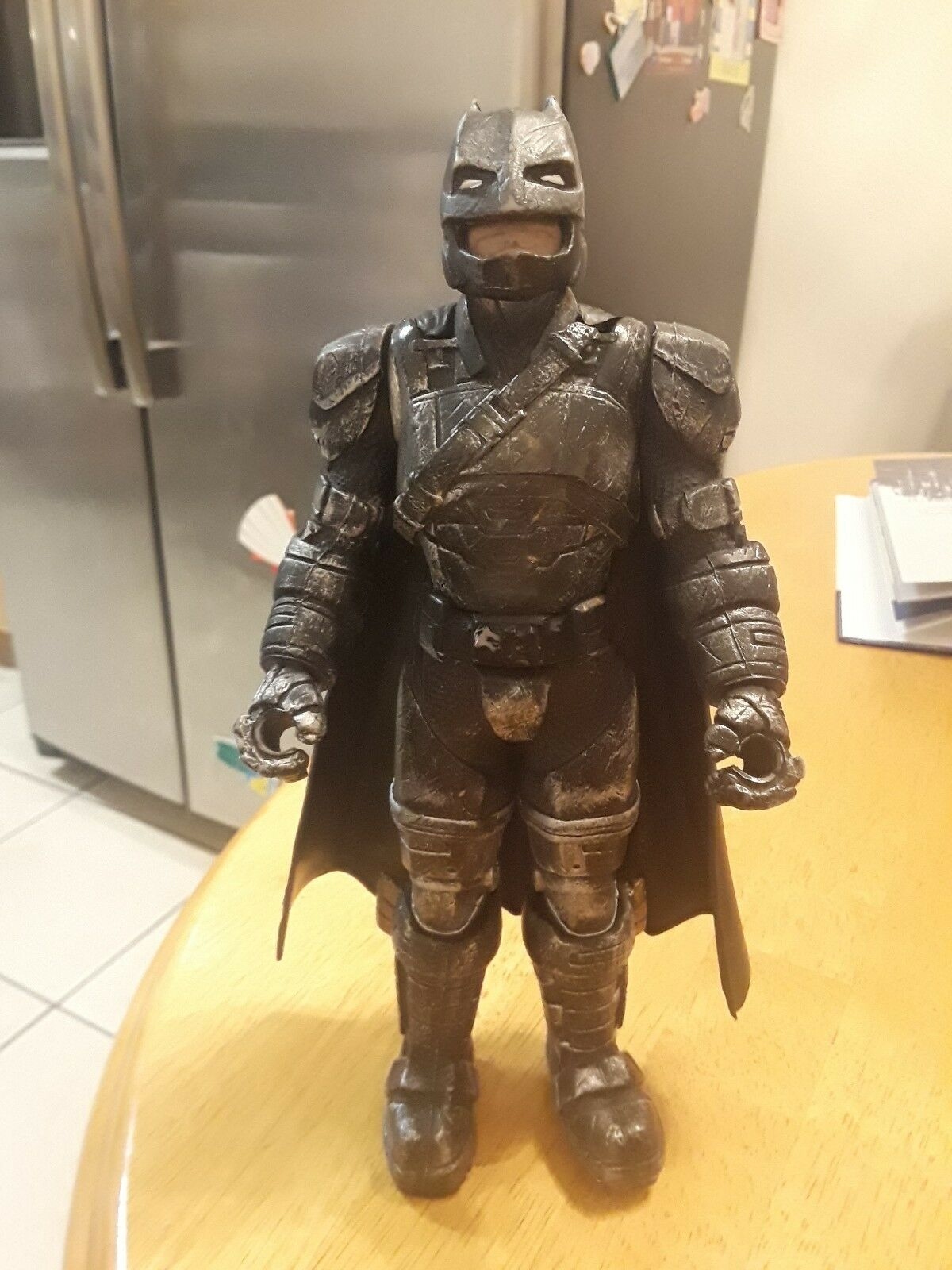 9.5  Figura De Acción Batman Vs Superman mechsuit