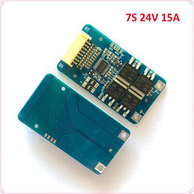 7-13S 24V 48V 15A BMS PCB PCM Li-ion Lithium Battery Protection Board For Ebike