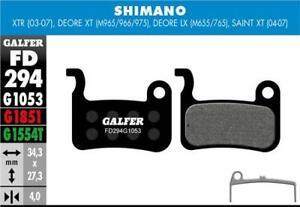 Galfer Disc Brake Pads Shimano Saint M810 MTB G1053 NEW FD426