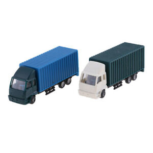 MagiDeal-2x-1-100-HO-Scale-Container-Truck-Vehicle-Freight-Cars-Model-Figure
