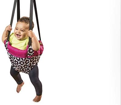 Baby Door Jumper Owl Bouncer Doorway Swing Jump Up Seat Exercise Infant Toddler