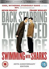 SWIMMING WITH SHARKS     DVD  NEW/SEALED   KEVIN SPACEY