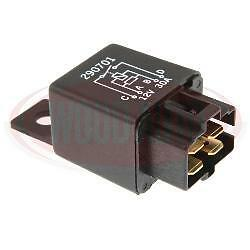 UNIVERSAL 4 PIN JAPANESE STYLE RELAY 12 VOLT 30 AMP ...