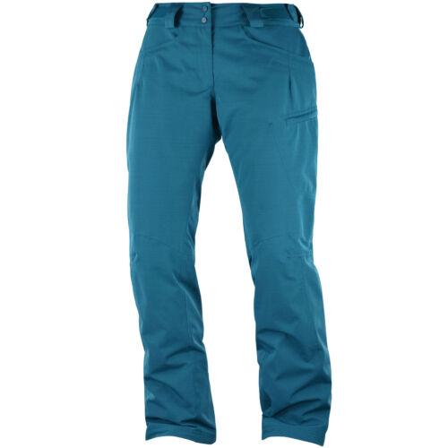 Salomon Fantasy Pant Ladies Ski Trousers Function Pants Snowboard Trousers Winter Sports