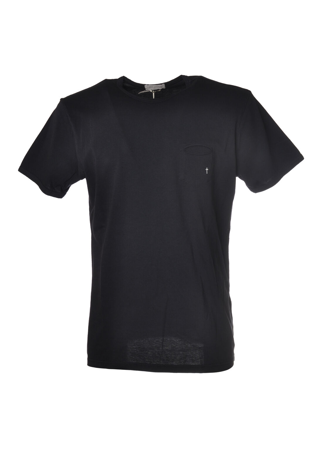 Daniele Alessandrini - Topwear-T-shirts -  Herren - Blu - 5626109L180924