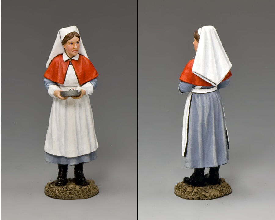 KING AND COUNTRY WW1 Nursing Sister FW173