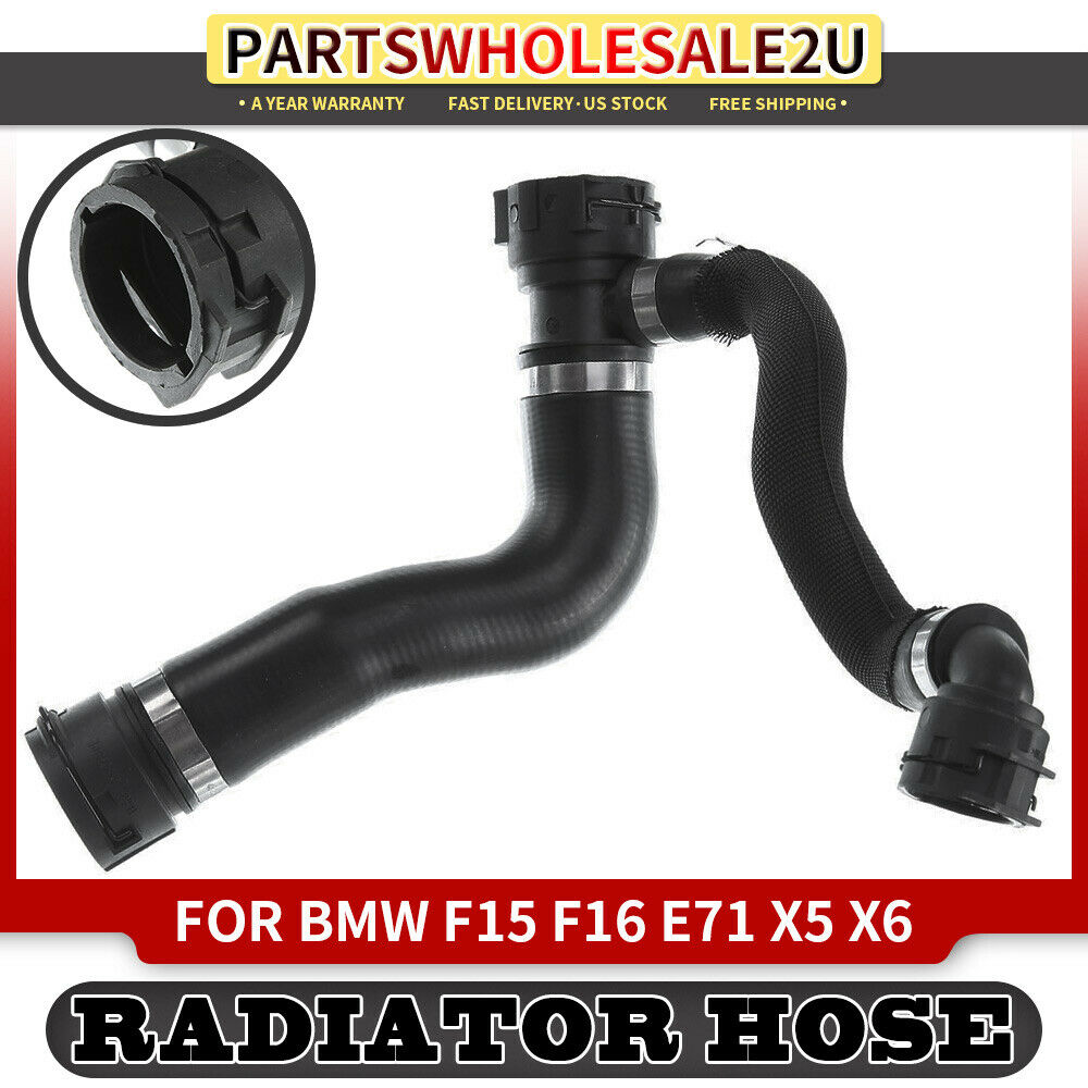 Radiator Coolant Hose-Molded Coolant Hose Lower fits 02-07 Jeep Liberty 3.7L-V6