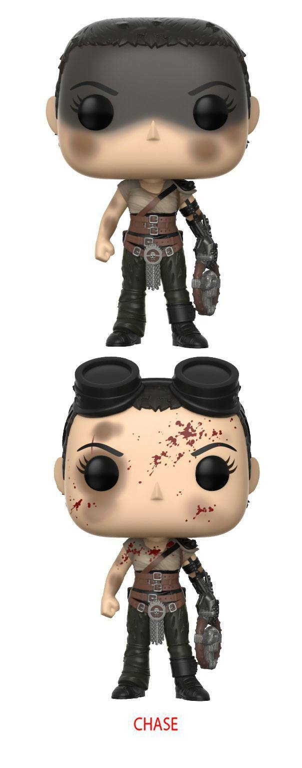 Mad max fury road pop kino - zahlen furiosa 9 - cm - sortiment (6) funko