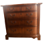 Vintage-Wallace-Nutting-Collection-Drexel-Walnut-Bachelor-Chest-Dresser-Server thumbnail 1