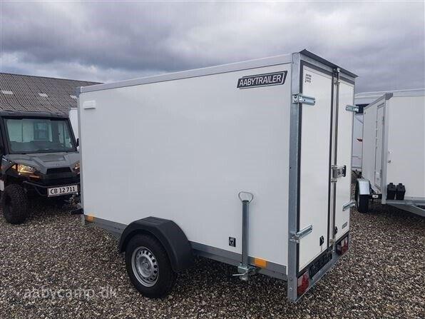 Trailer Cargo F1326/150 m/døre, lastevne (kg): 1300
