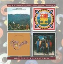 Welcome to the Dance/The Sons of Champlin/A Circle Filled with Love/Loving Is...