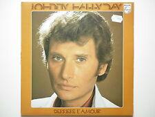 Johnny Hallyday 33Tours vinyle Derrière L'Amour