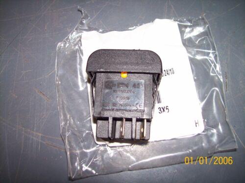 PUSH POWER SWITCH P//N 292554