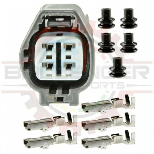 4 Way Plug for Subaru /& Toyota Oxygen Sensor