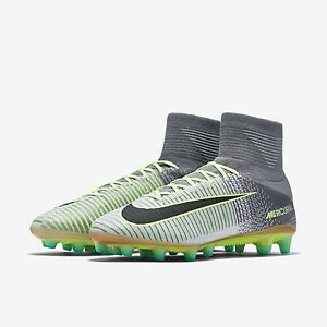 9dd96577e Nike Mercurial Superfly V AG PRO Soccer Cleats Boots Size 11.5 ...