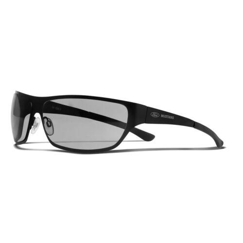 Nouveau authentique ford mustang lunettes de soleil complet en mustang case 35021244