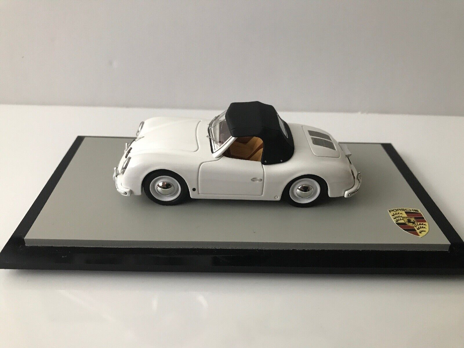 1 43 Scale Resin Model 1952 Porsche 356 America Roadster