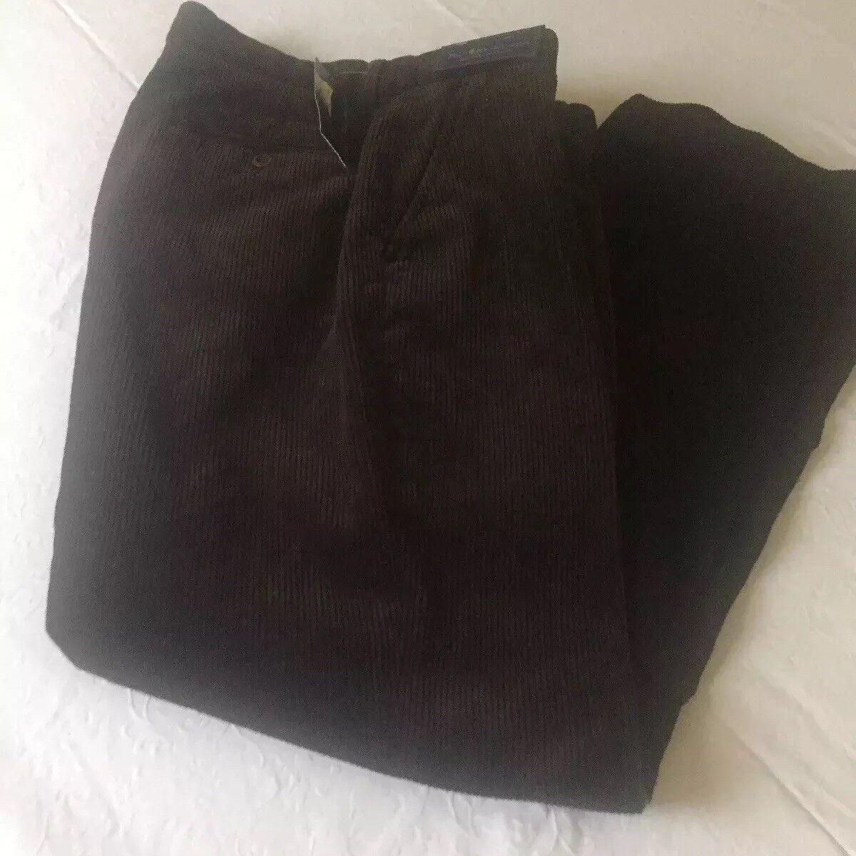 Polo Ralph Lauren Pant Corduroy  Pants Preston Pant   Straight Fit 36W  32L