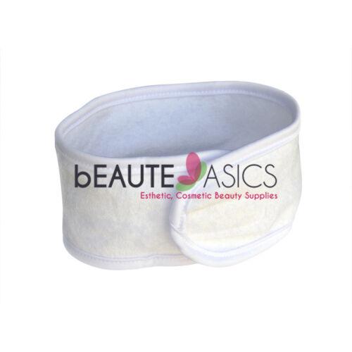 AH1006Wx1 5 pcs extensible Terry Spa Headband Facial Cheveux Bandes