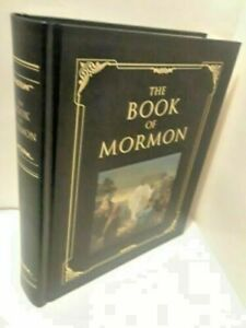 Book-of-Mormon-Family-Heritage-Edition-2004-Hardcover-LDS-ILLUSTRATED