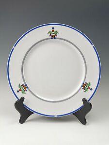 """CARTIER - Service porcelaine """"La Maison Vénitienne"""" - Assiette Plate"""
