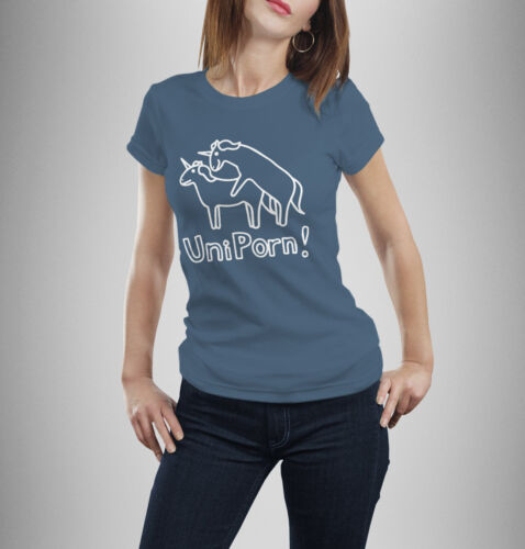 Uniporn Unicorn T shirt